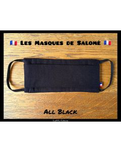 masque All Blacks