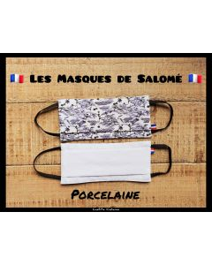 Masque Porcelaine